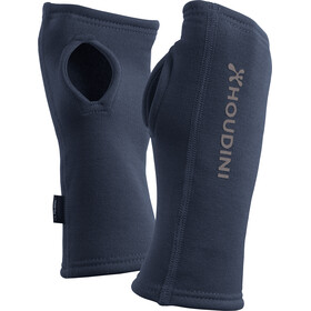Houdini Power Wrist Gaiters blue illusion